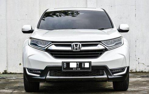 Dijual mobil Honda CR-V Turbo Prestige 2017 di Depok