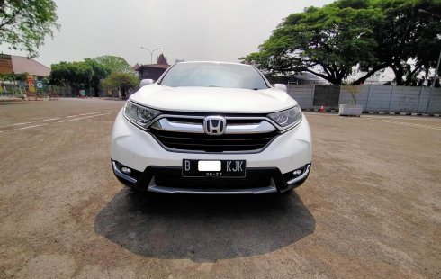 Jual Mobil Bekas Honda CR-V 1.5 VTEC 2018 di DKI Jakarta