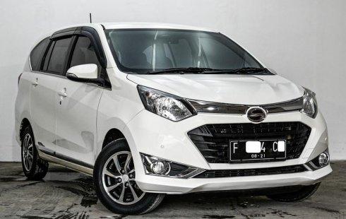 Jual cepat Daihatsu Sigra R 2016 di Depok