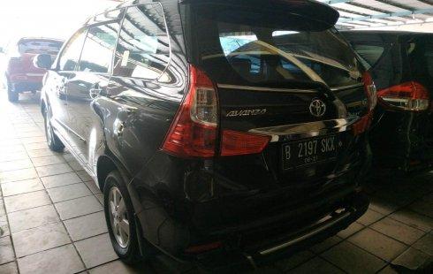 Dijual mobil bekas Toyota Avanza G 2016 Bekasi