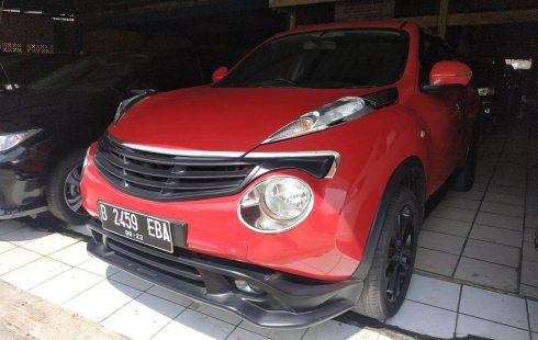 Dijual Murah Bekas Nissan Juke RX 2011 Bekasi