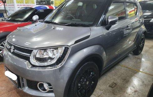 Dijual Cepat Mobil Suzuki Ignis GX 2017 di DKI Jakarta