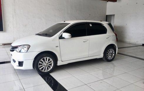 Dijual Mobil Toyota Etios Valco G 2015 di Bekasi