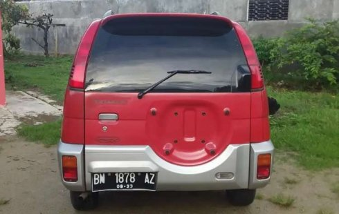 Mobil Daihatsu Taruna 1999 CSX dijual, Sumatra Barat