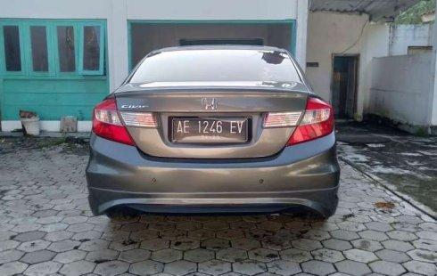 Mobil Honda Civic 2012 1.8 terbaik di Jawa Timur