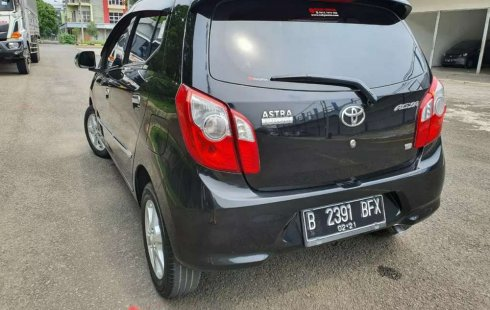 Jual Toyota Agya G 2016 harga murah di Jawa Barat