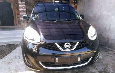 Jual Nissan March 2014 harga murah di Jawa Timur