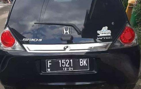 Mobil Honda Brio 2013 E dijual, Jawa Barat