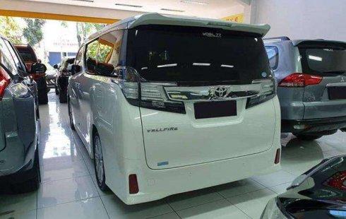 Dijual mobil bekas Toyota Vellfire , Jawa Timur