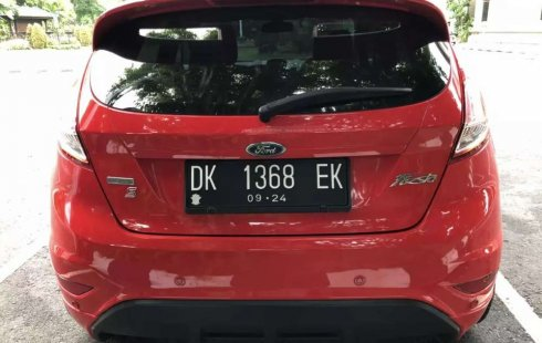 Bali, Ford Fiesta EcoBoost S 2014 kondisi terawat