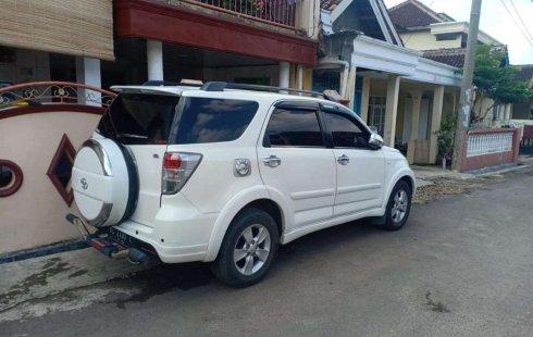 Jual mobil bekas murah Toyota Rush G 2012 di Lampung