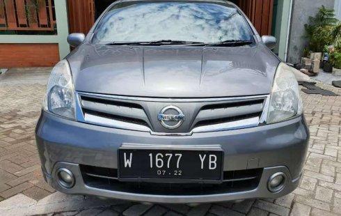 Jual cepat Nissan Grand Livina XV 2013 di Jawa Timur