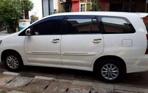 Mobil Toyota Kijang Innova 2014 2.0 G terbaik di DKI Jakarta