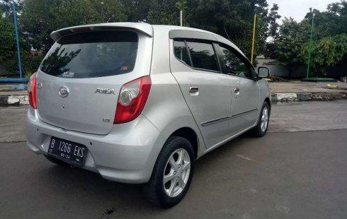 Jual Daihatsu Ayla X 2014 harga murah di Jawa Barat