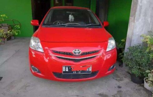 Mobil Toyota Vios 2009 G terbaik di Sumatra Barat