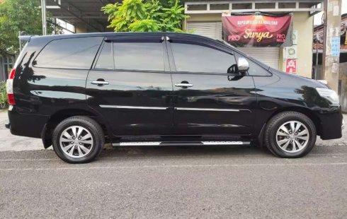 Jual cepat Toyota Kijang Innova 2.0 G 2014 di Jawa Timur