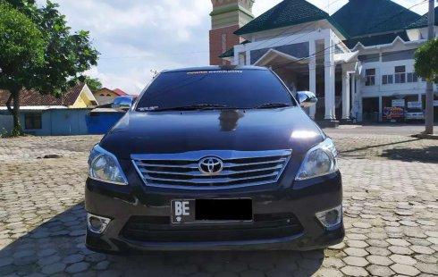 Toyota Kijang Innova 2012 Lampung dijual dengan harga termurah