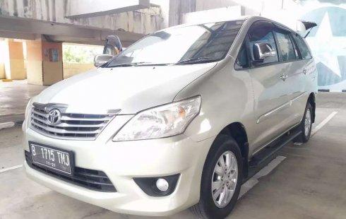 Jual mobil bekas murah Toyota Kijang Innova 2.0 G 2011 di Jawa Barat