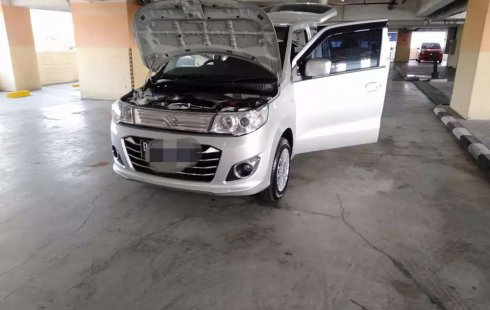 Jual cepat Suzuki Karimun Wagon R GS 2017 di DKI Jakarta