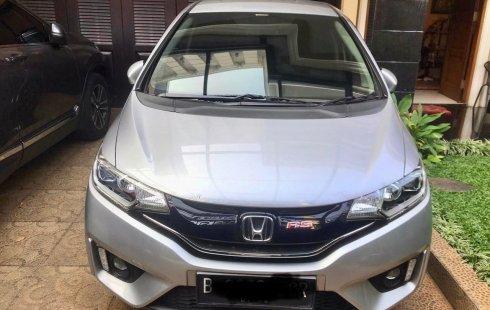 Jual Mobil Bekas Honda Jazz RS CVT 2017 DKI Jakarta
