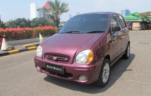Dijual Mobil Bekas Kia Visto 2002 di DKI Jakarta