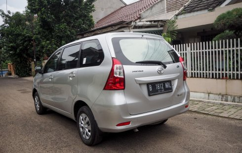Dijual Cepat Toyota Avanza E AT 2017 Istimewa, Tangerang