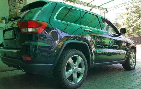 Jual Mobil Bekas Jeep Grand Cherokee Limited 6.3L 2011 di Jawa Barat