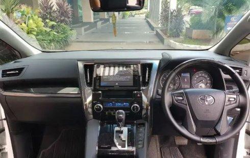 Dijual Mobil Toyota Vellfire G 2018 di DKI Jakarta