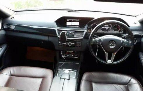 Jual Cepat Mobil Mercedes-Benz E-Class 250 2013 di Bekasi