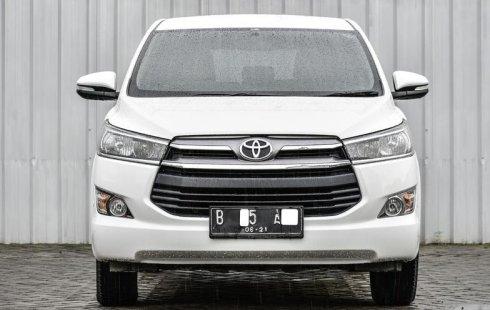 Dijual Mobil Toyota Kijang Innova V 2016 di Depok