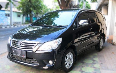 Dijual Cepat Toyota Kijang Innova 2.5 G A/T 2012, Jawa Timur