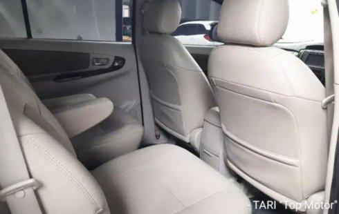 Jual mobil bekas Toyota Kijang Innova 2.0 G AT 2015 di Bekasi