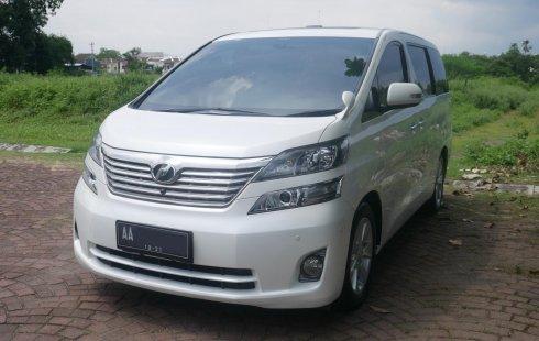 [Harga Corona] Toyota Vellfire 2.4 At 2010 area Sragen, Jawa Tengah