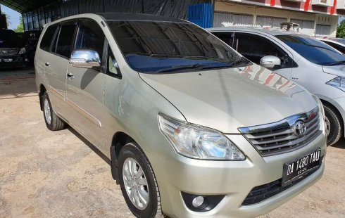 Kalimantan Selatan, jual mobil Toyota Kijang Innova G Luxury 2011 dengan harga terjangkau
