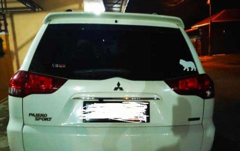 Jual cepat Mitsubishi Pajero Sport Exceed 2014 di Riau