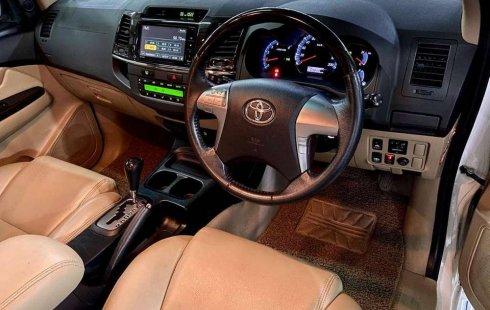 Mobil Toyota Fortuner 2014 G dijual, DKI Jakarta