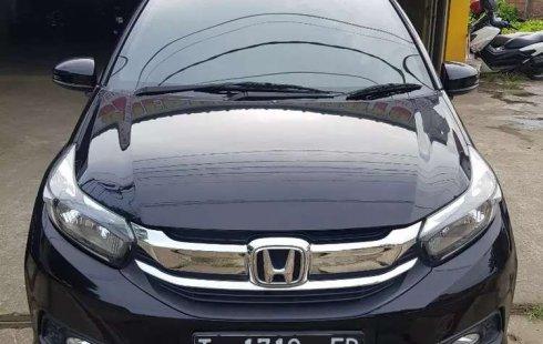 Jual Honda Mobilio E 2017 harga murah di Jawa Barat