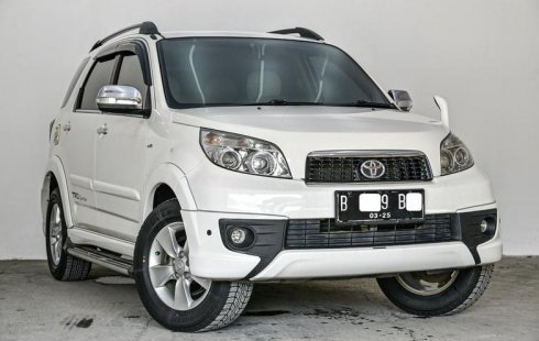 Jual Cepat Mobil Toyota Rush TRD Sportivo 2015 di DKI Jakarta