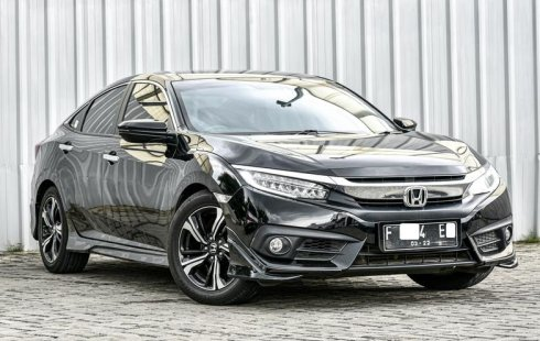 Jual Cepat Mobil Honda Civic Turbo 1.5 Automatic 2017 di DKI Jakarta