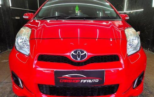 Dijual Mobil Bekas Toyota Yaris E At 2012 di DKI Jakarta