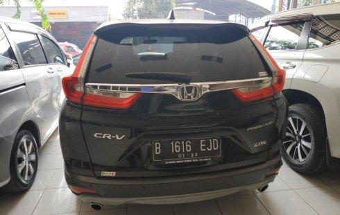 Dijual cepat Honda CR-V Turbo Prestige 2017 di Bekasi