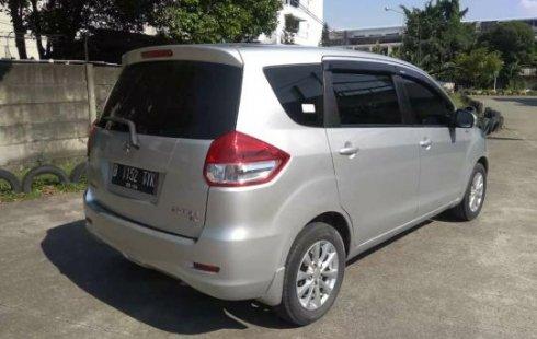 Dijual Mobil Bekas Suzuki Ertiga GL 2014 Bekasi
