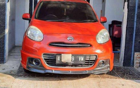 Jual mobil bekas murah Nissan March 1.2L XS 2012 di Banten