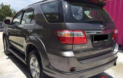 Jawa Tengah, jual mobil Toyota Fortuner G 2010 dengan harga terjangkau