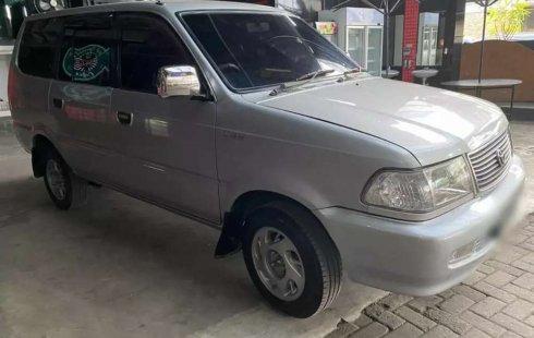 Mobil Toyota Kijang 2001 LGX dijual, Sumatra Utara