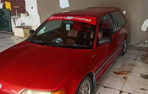 Jual cepat Honda Civic 1.3 Manual 1991 di Banten