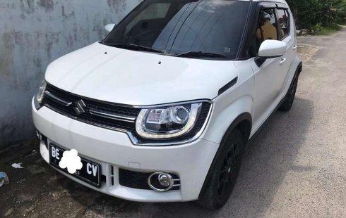 Lampung, jual mobil Suzuki Ignis GX 2018 dengan harga terjangkau