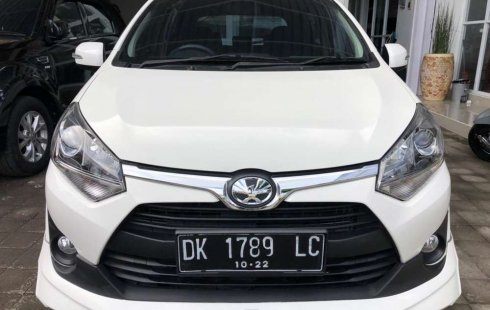 Bali, Toyota Agya 2017 kondisi terawat