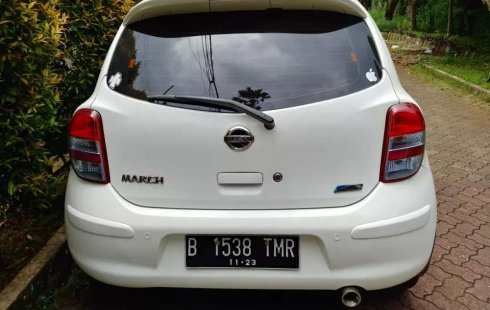 Jual Nissan March 2011 harga murah di DKI Jakarta