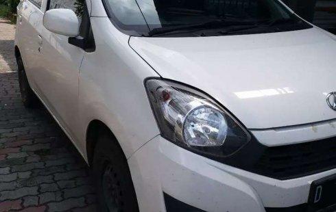 Mobil Daihatsu Ayla 2018 M terbaik di DIY Yogyakarta
